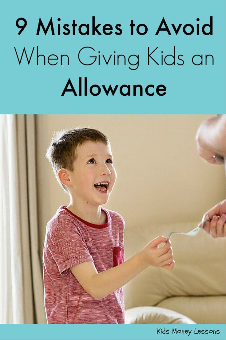 Why delay child allowance 91