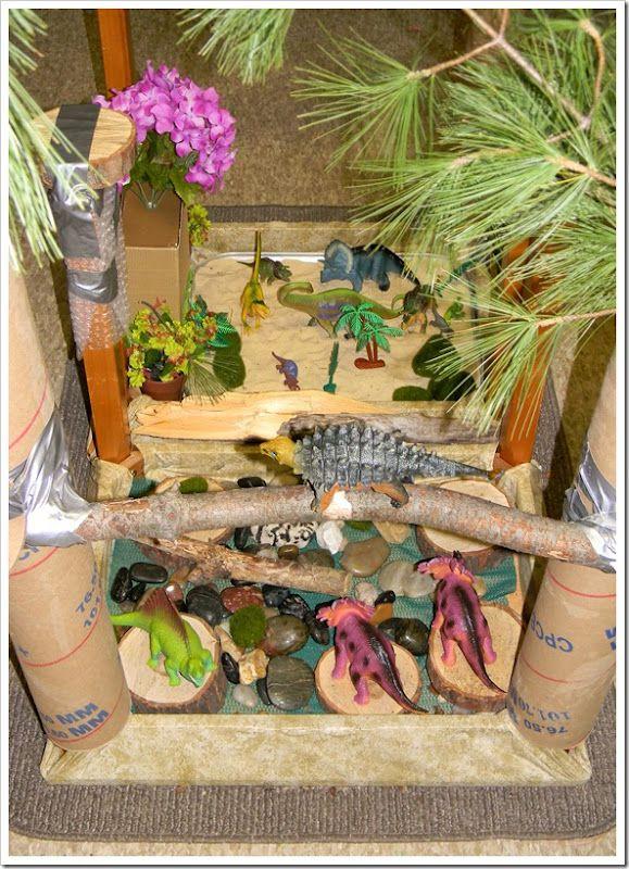 Dinolandschap