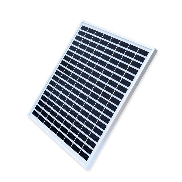 Boguang 10w Solar Panel 18v System Kit Pv Module Monocrystalline Silicon Cell Charge For Light 12v Batter Solar Panels Solar Panels For Home Solar Panel System