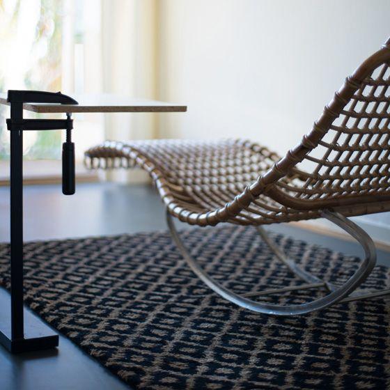 'Lazy Seefelder' lounge chair by Tom Strala | • F U R N I ...