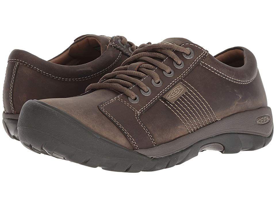 KEEN Austin Men's Shoes Brindle/Bungee