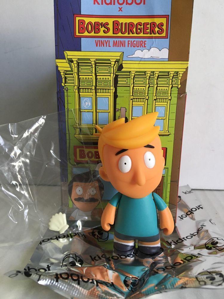 Bob Worldwide Free S//H Kidrobot Bob/'s Burgers Vinyl Mini Series