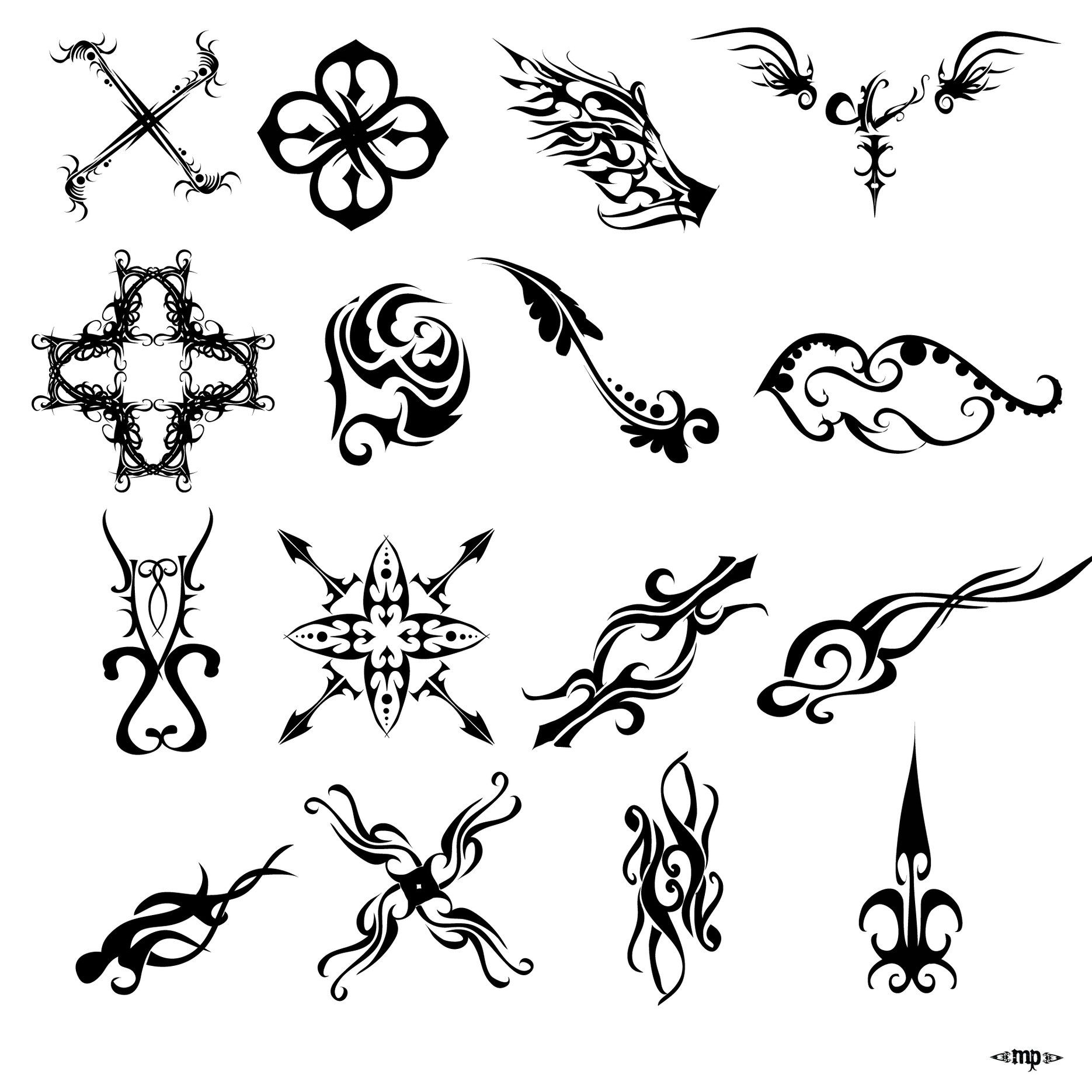 Some Tattoo Design Iii By Mptribe Simple Tattoo Designs Simple Tattoos Cool Simple Tattoos