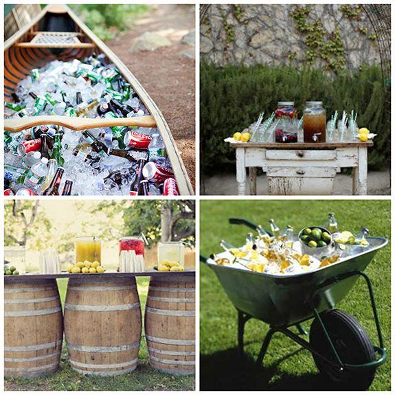 Entertaining Tips Mesmerizing Backyard Entertaining Tips For The Summercreative Drink Displays Inspiration