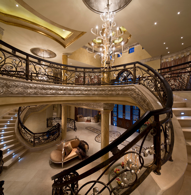 Lavish mega mansion in south africa dream house in 2019 - African american interior designers chicago ...