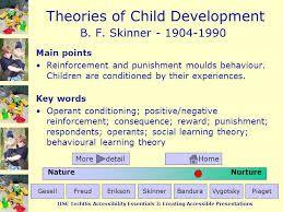 bf skinner child development
