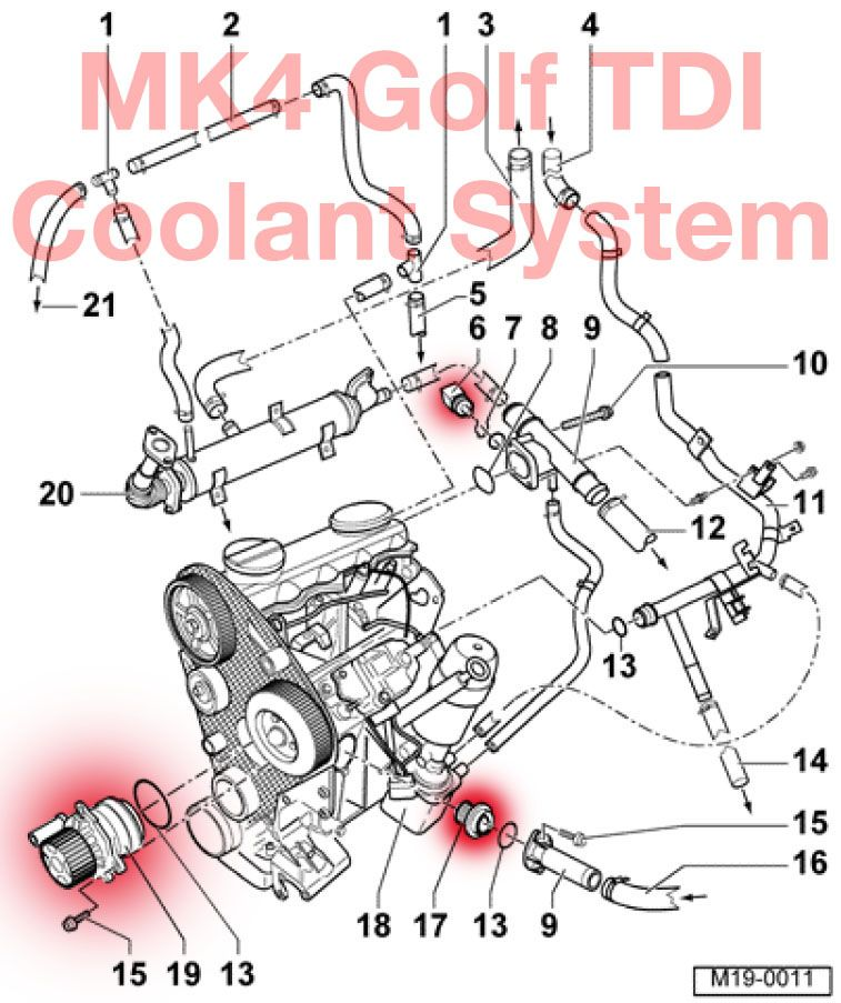 p2181 code: check coolant level  check engine coolant temperature sensor (5 )