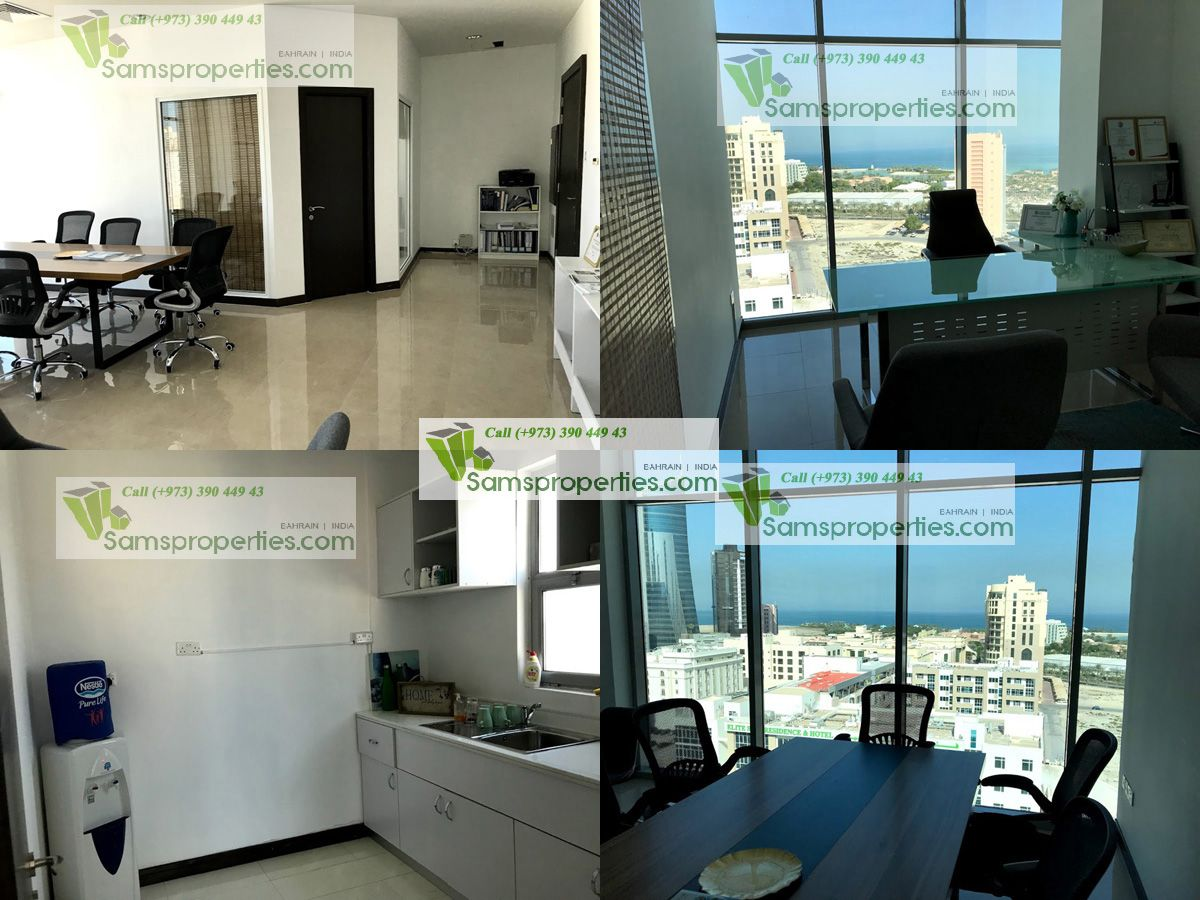 Luxury Small Office Rent Seef Small Office Luxury Office Rent