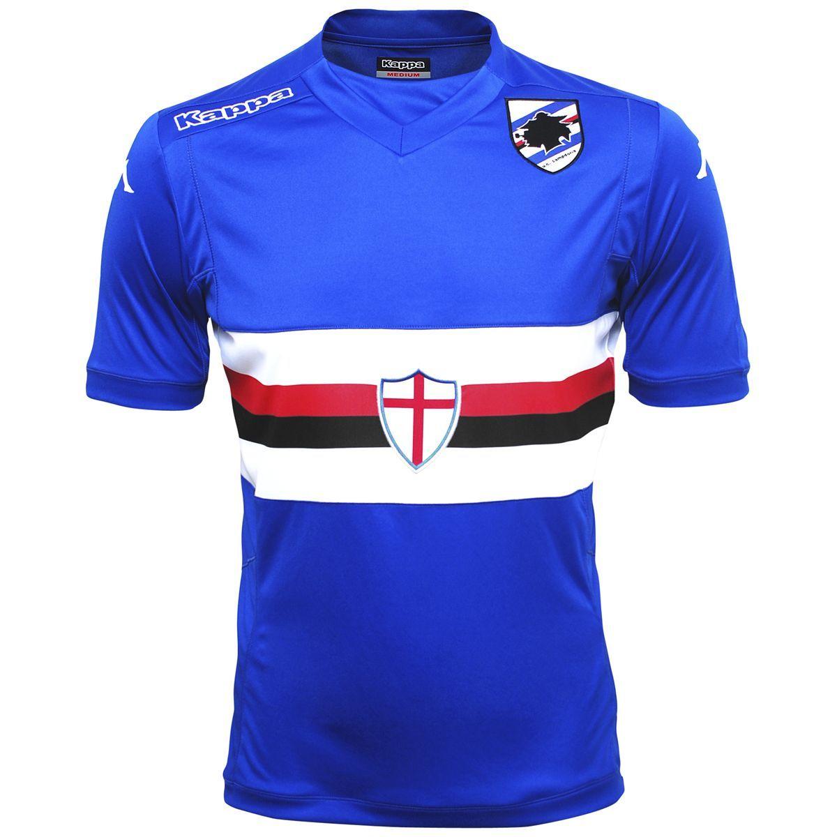 Sampdoria home 2014/2015