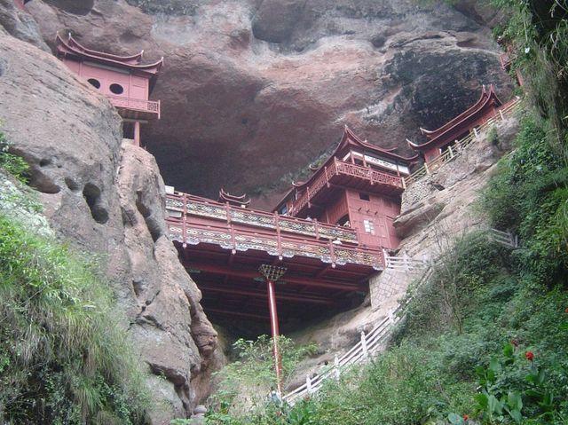 泰寧甘露寺,位於中國福建省三明...