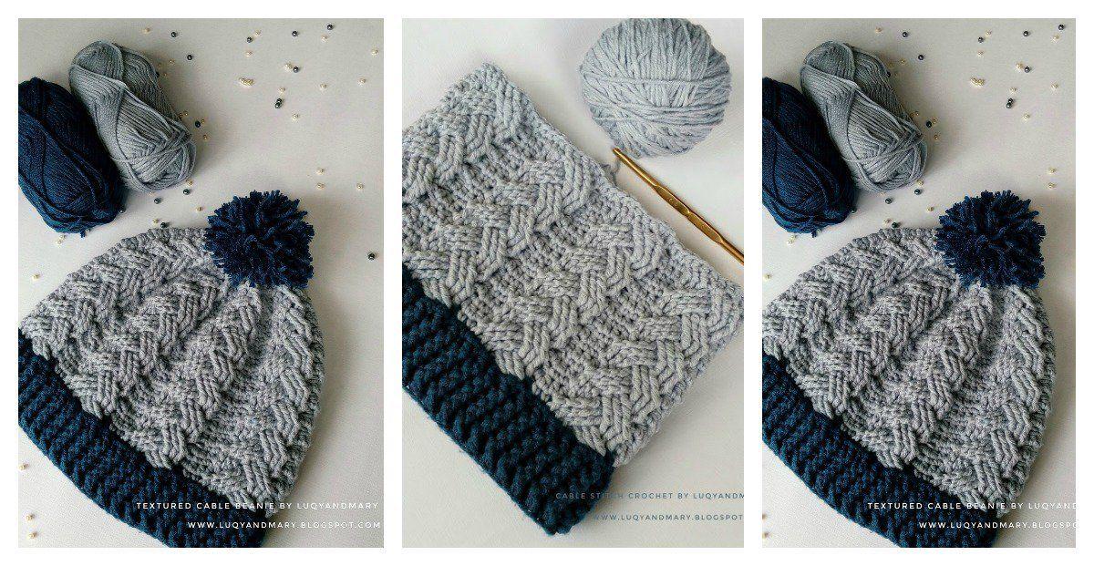 Free Crochet Hat Pattern Httpscoolcreativitycrochet