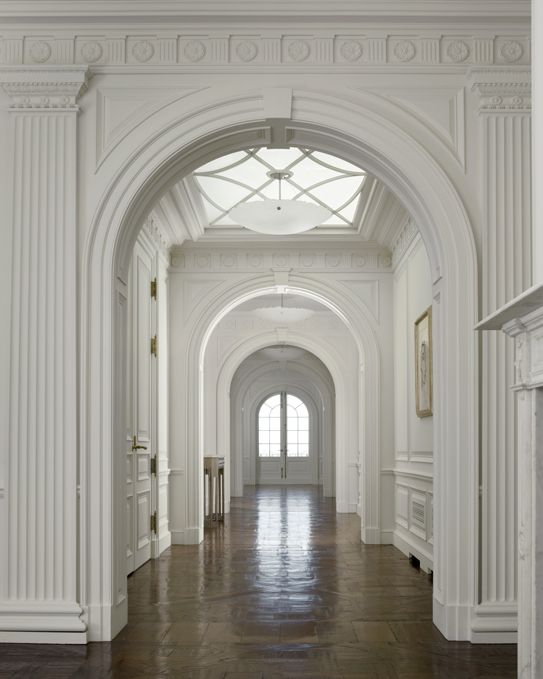 Andrew skurman associates specialize in all the classical for Georgian architecture interior design
