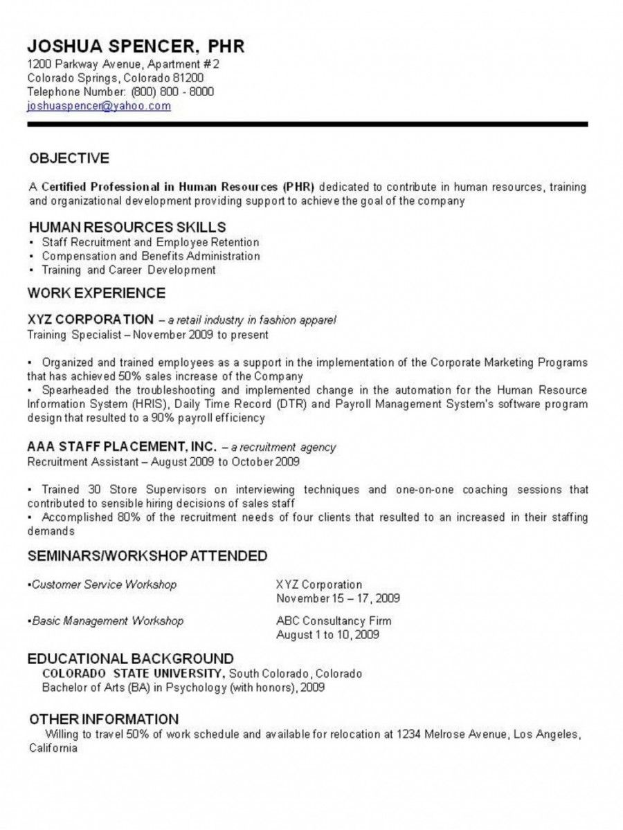 resume examples for stay home mom returning free inside profil ...