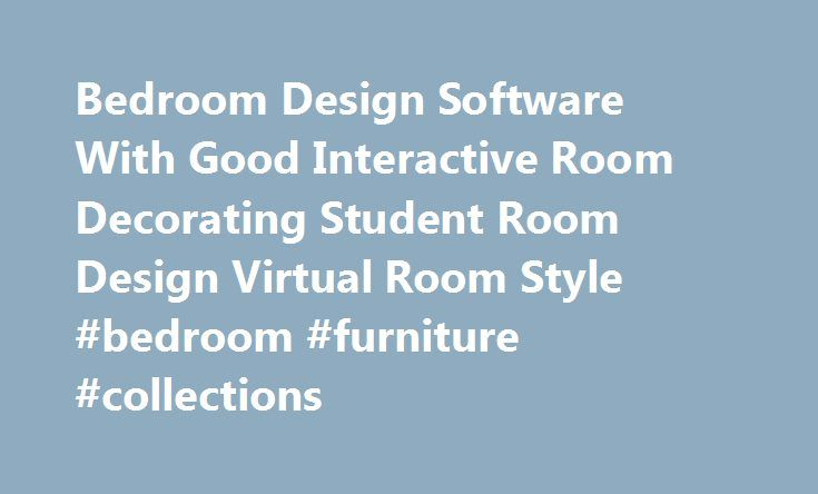 bedroom design software with good interactive room decorating student room design virtual room style bedroom - Interactive Room Decorating