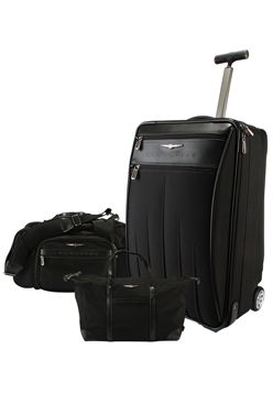 7838379c92 Crossfire 3-Piece Luggage Set Nice Valentine gift for the Crossfire owner