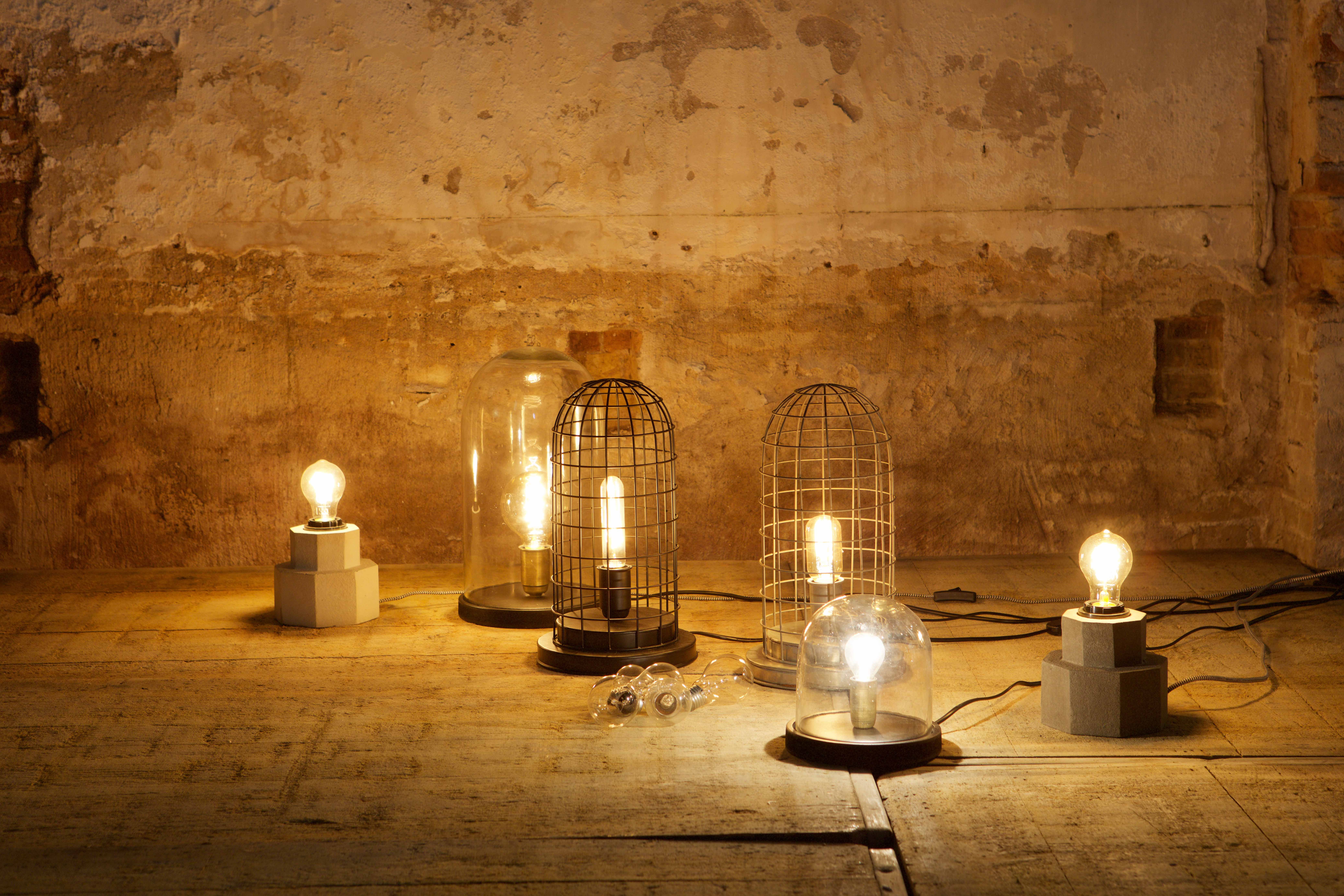 The cover hive and cage table lamp by bepurehome bepurehome explore table lamps cover up and more geotapseo Images