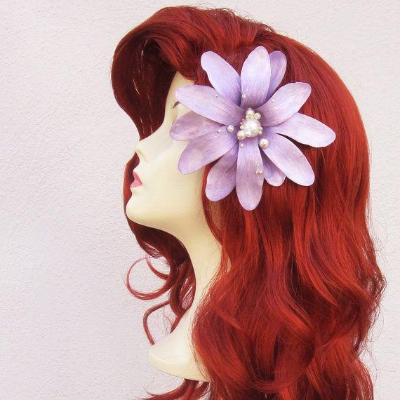 Ariel Little Mermaid Custom Adult Costume Wig
