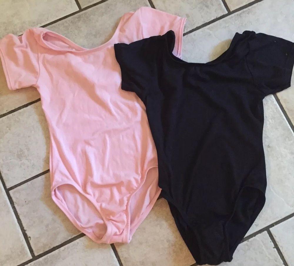 Baby Pink leotard//Body//Top UK Size 8-12