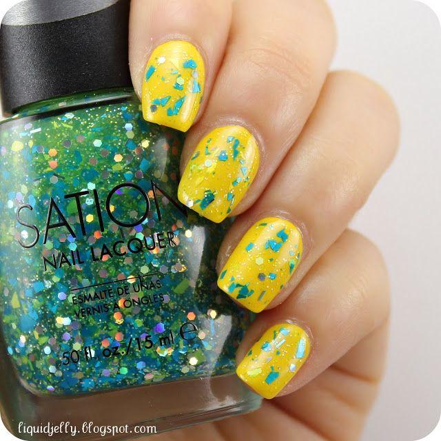 Sation Go-Glitter Girl