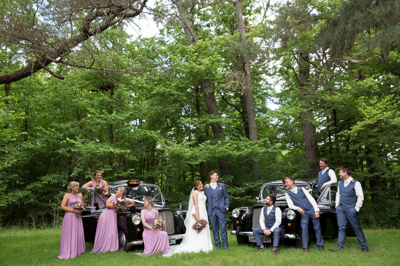 London Black Taxi Cab Wedding Cars For Hire Wedding car