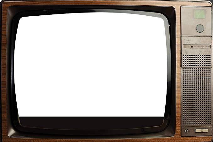 Amazon Com Speedy Orders Old School Retro Tv Set Social Media Photo Booth Prop Sizes 36x24 Old Television Te Social Media Photo Booth Event Props House Party