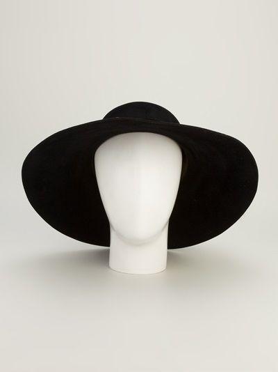 BENOIT MISSOLIN - wide brim hat 7