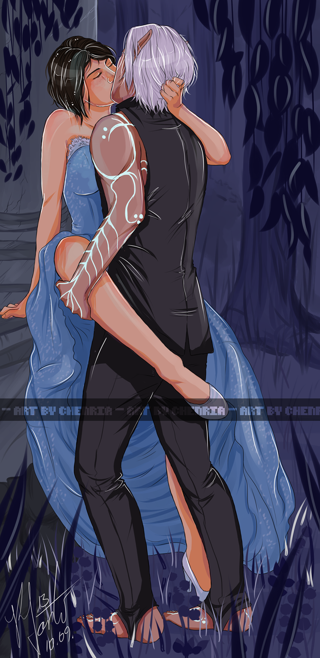 AT - Midnight Rendezvous by Chenria on DeviantArt