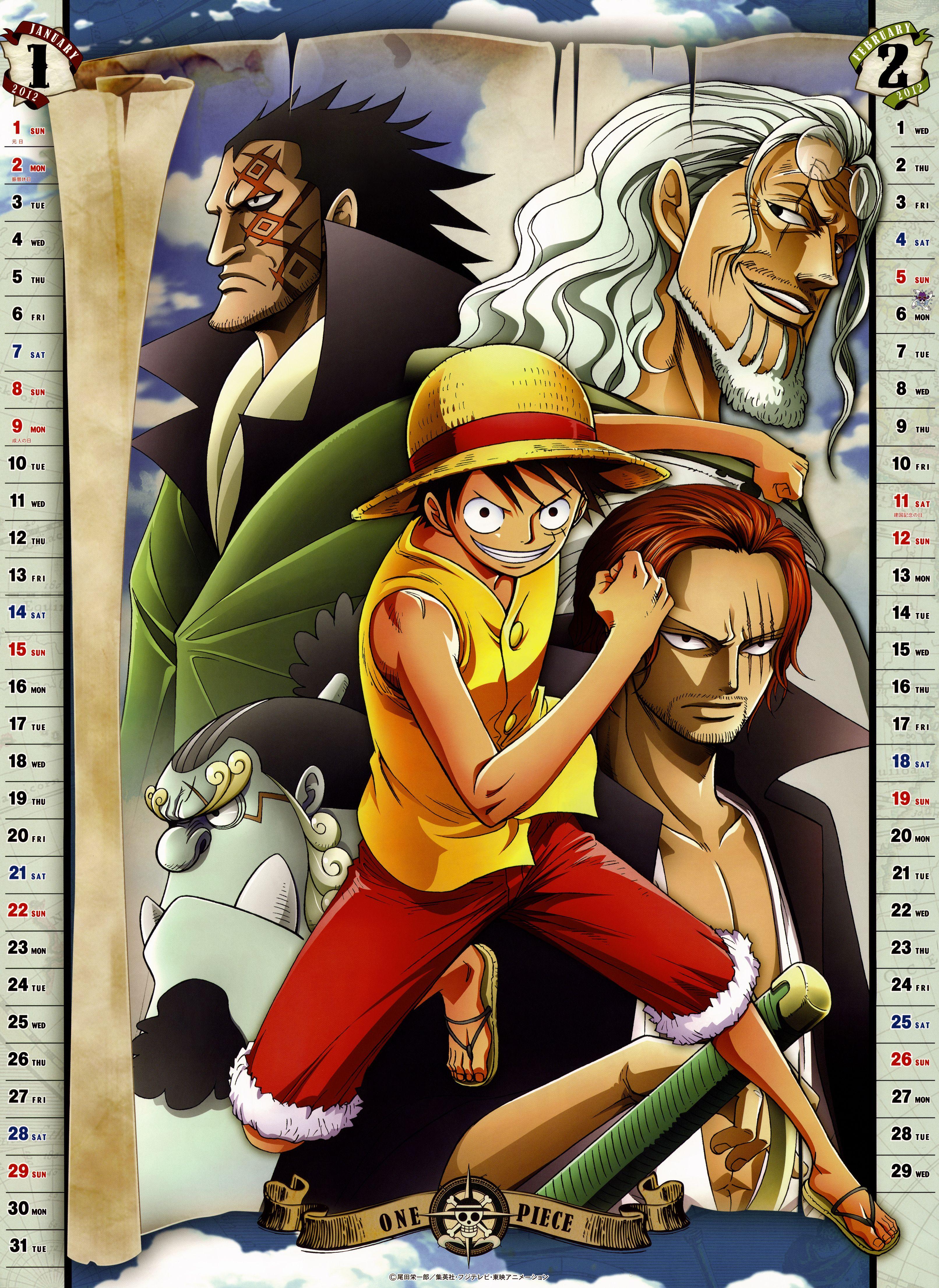 One Piece Gambar, Seni anime, Seni