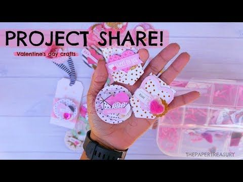 (9) PROJECT SHARE VALENTINES DAY - YouTube