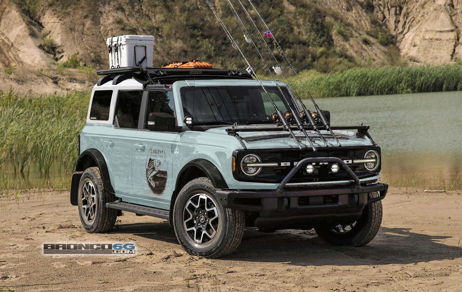 Pin By Robert Ah On Ford Bronco In 2020 Ford Bronco Bronco Broncos Colors