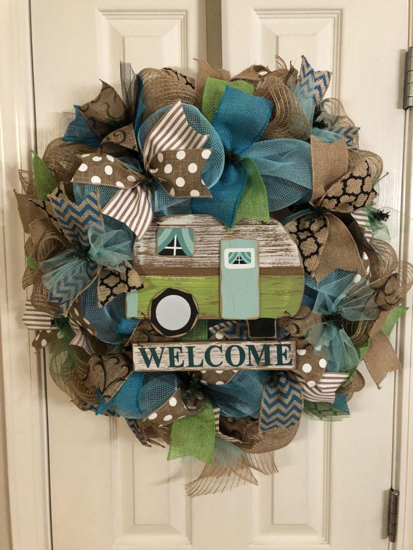 Photo of 20+ Pretty Front Door Wreath Ideas