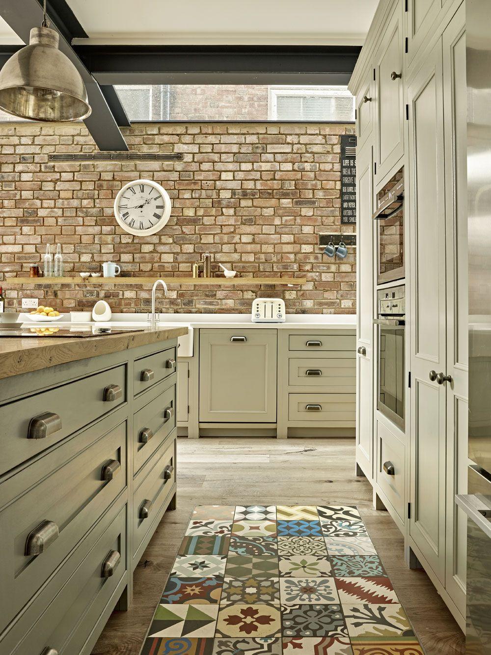 Caz Myers | Kitchen interior, Old fashioned kitchen ...