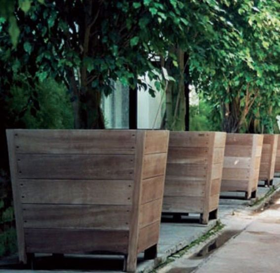 30 Easy Diy Wooden Raised Planter Fur Einfachen Garten Den Sie Selbst Gestalten Konnten Diy Wood Planters Large Wooden Planters Raised Wooden Planters