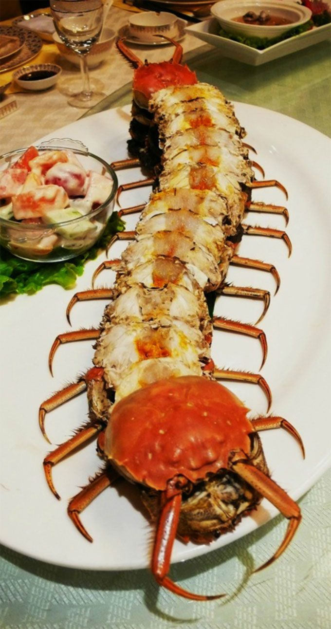 http://likecool.com/Centipede_crab--Food--Body.html | FOOD ...