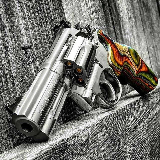 Smith and Wesson 686 Special. Find our speedloader now! http://www.amazon.com/shops/raeind