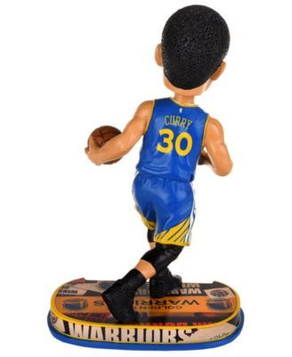 93ccacc4d73 Forever Collectibles Stephen Curry Golden State Warriors Headline  Bobblehead - Blue