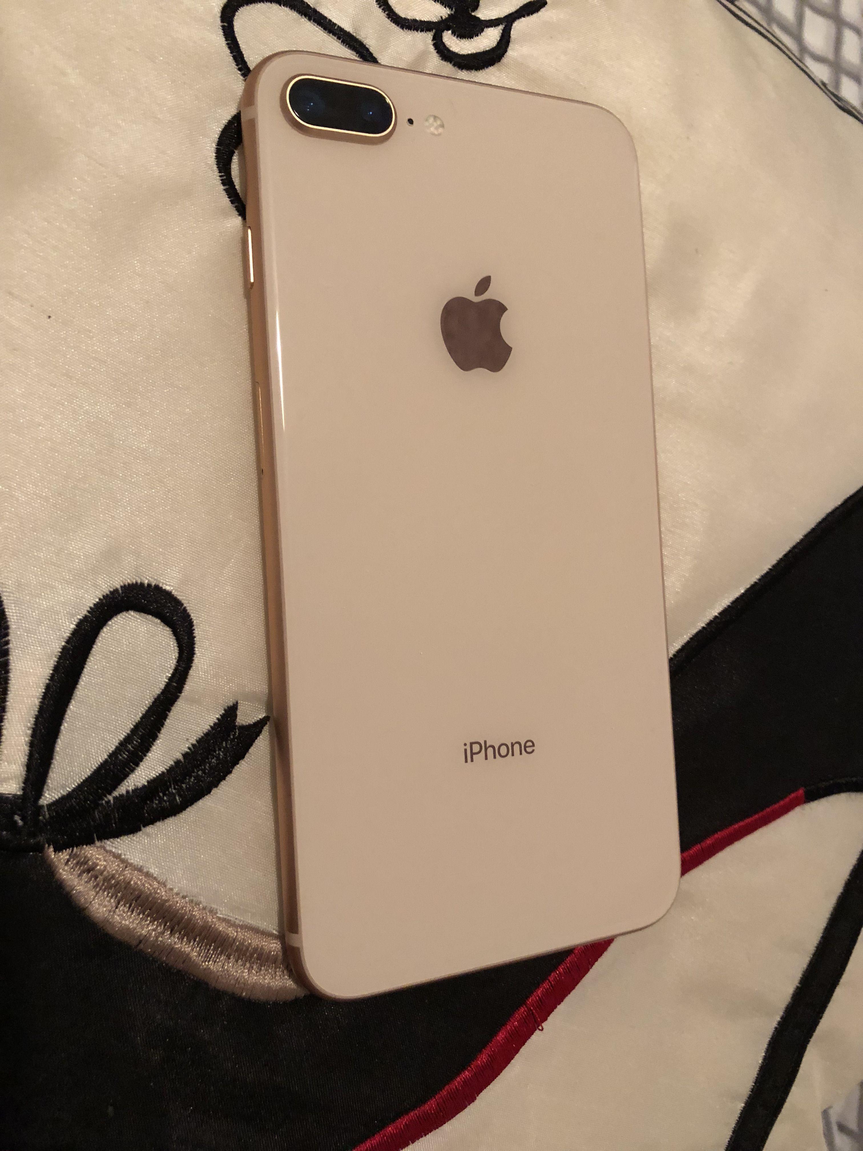 Iphone 8 Plus Gold Acessorios Iphone Iphone 8 Plus Capinhas Celulares Iphone