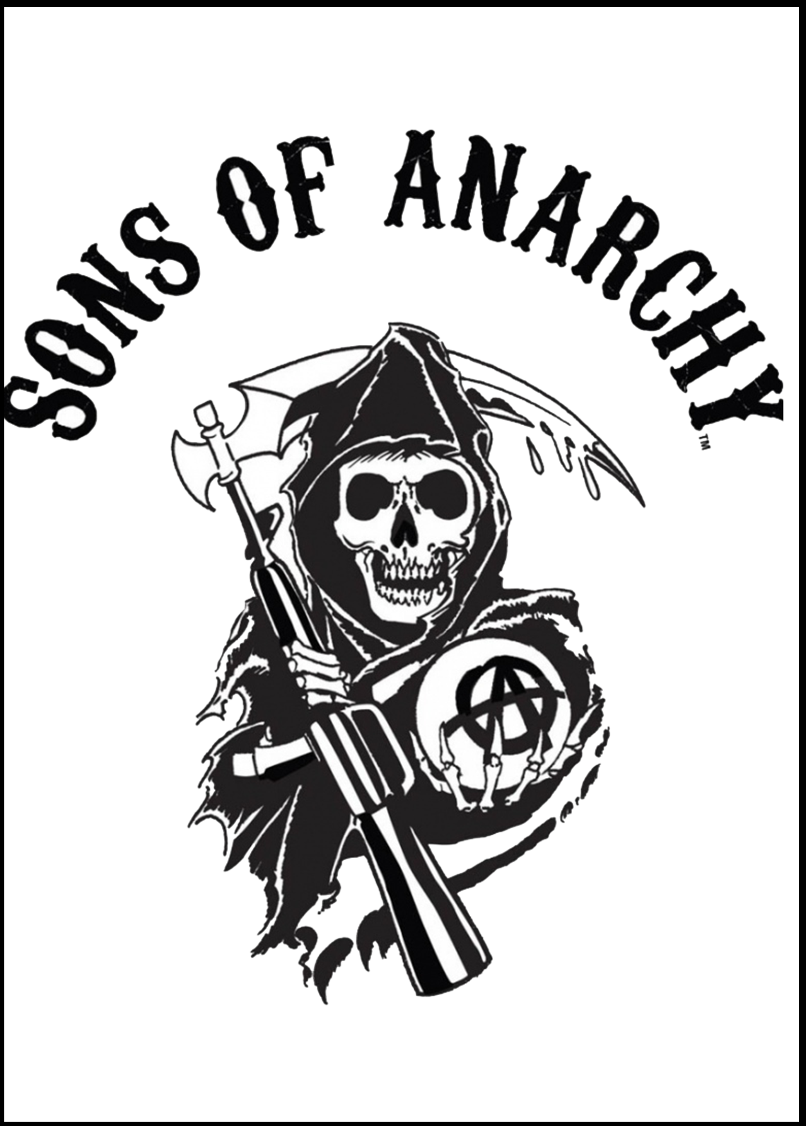 Sons Of Anarchy Sons Of Anarchy Tattoos Anarchy Sons Of Anarchy