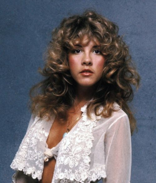 Stevie Nicks Hair Curly Blonde Highlights Stevie Nicks Fleetwood Mac Stevie Nicks Stevie