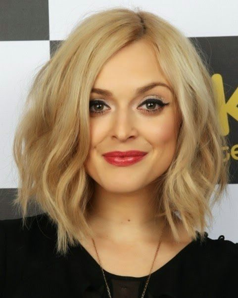 pictures-of-haircuts-for-chubby-faces | .Hair. | Pinterest ...