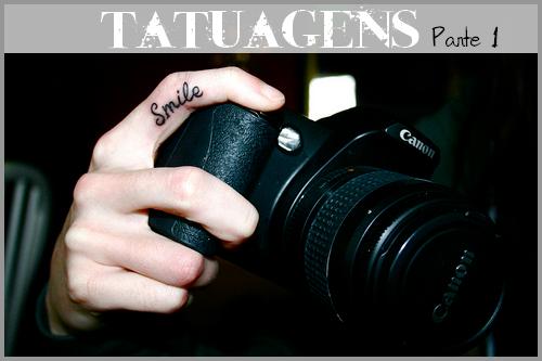 Inspiração: Tatuagens -