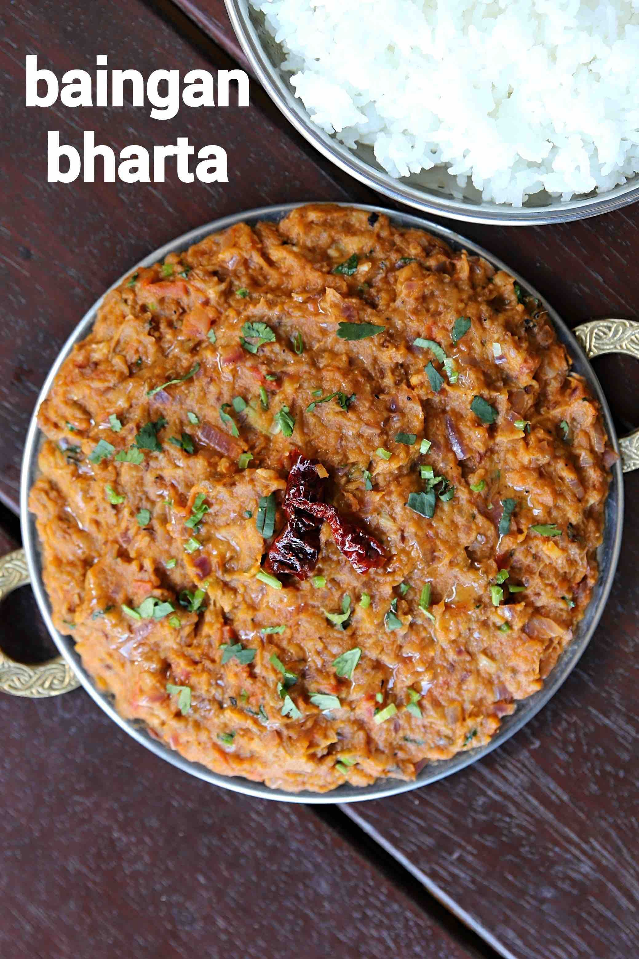Recipe Bharta