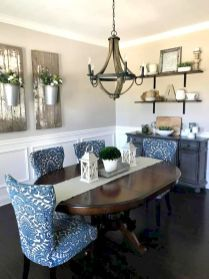 55 Modern French Country Dining Room Table Decor Ideas  Dining Custom Accessories For Dining Room Table Inspiration