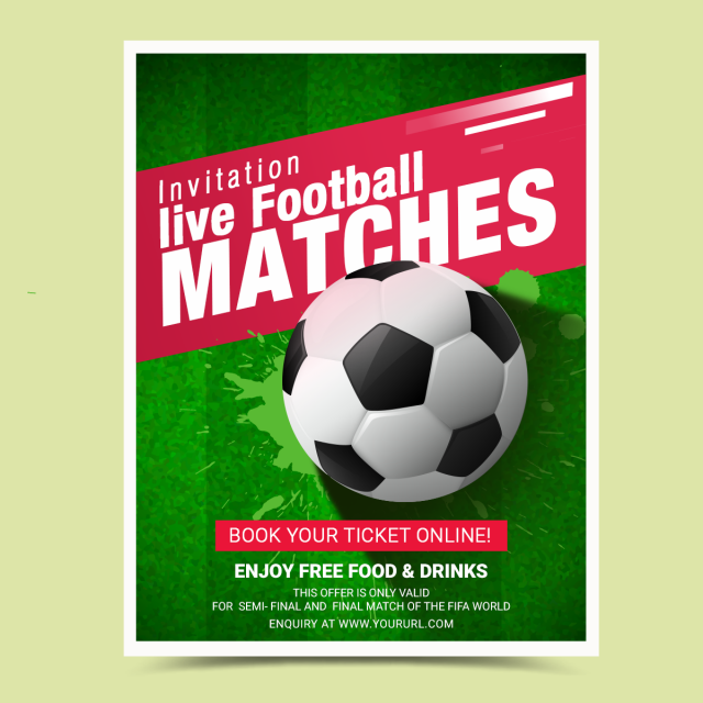 Fifa Football Matches Poster Football Invitations Fifa Football Football Poster