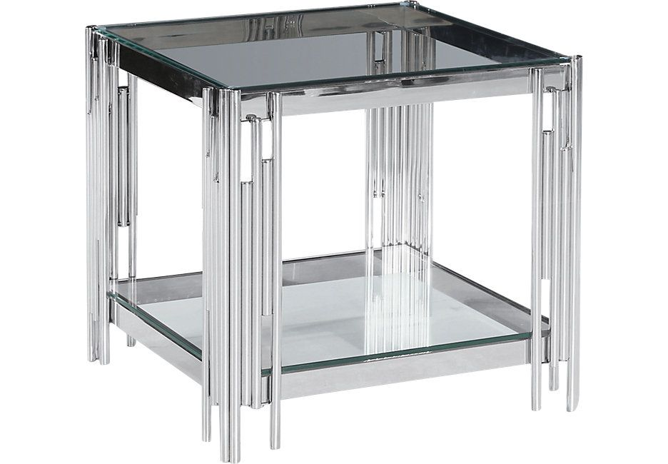 Wrenwood Silver End Table Sagebrook Home End Tables Accent Table