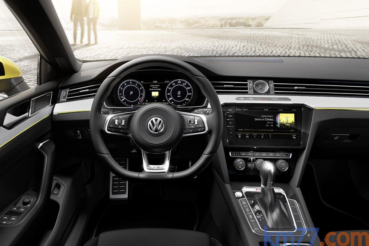 Km77 Volkswagen Arteon R Line
