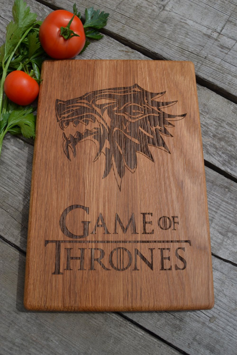 Attractive Dinner Is Coming Cutting Board Game Of Thrones Kitchen Decor Wooden Cutting  Board Cookware Git For