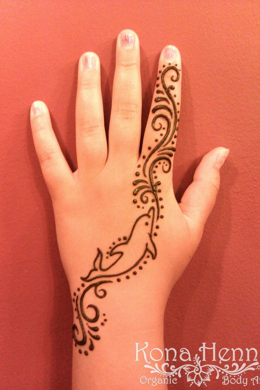 Henna Gallery Hands Kona Henna Studio Hawaii Simple