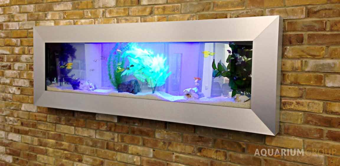 Wall Mounted Picture Frame Aquarium