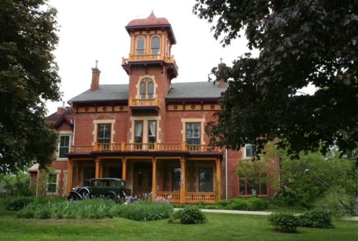 How would you like to visit a quaint small town that has the distinct charm  of the 19th century, while still having all of today's modern conveniences?